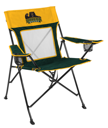 NCAA Baylor Bears Game Changer chair with the team logo