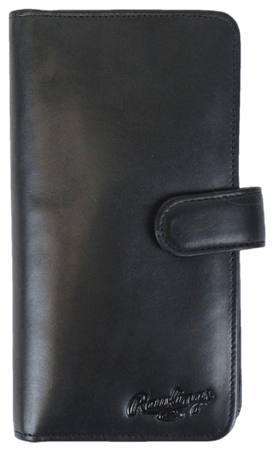 Universal Magnetic Leather Phone Wallet