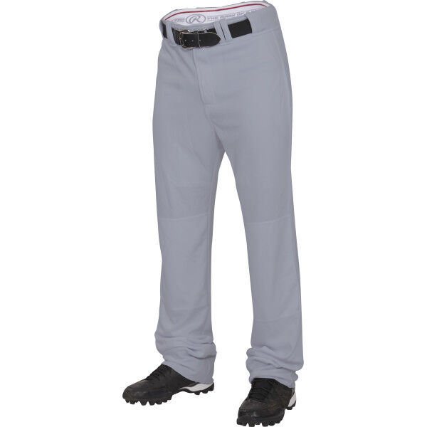 Youth Premium Straight Pant Blue Gray