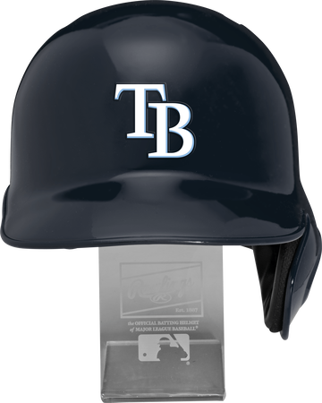 MLB Tampa Bay Rays Replica Helmet