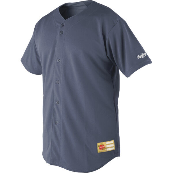 Adult Short Sleeve Jersey Graphite