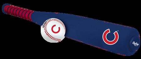 MLB Chicago Cubs Foam Bat and Ball Set
