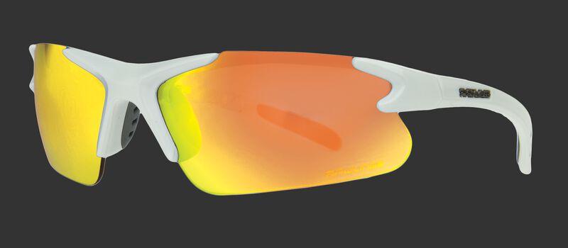 Rawlings Orange and Yellow Youth Half-Rim Sunglasses SKU #10211367