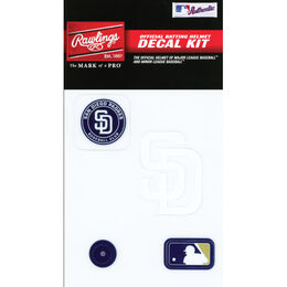 MLB San Diego Padres Decal Kit
