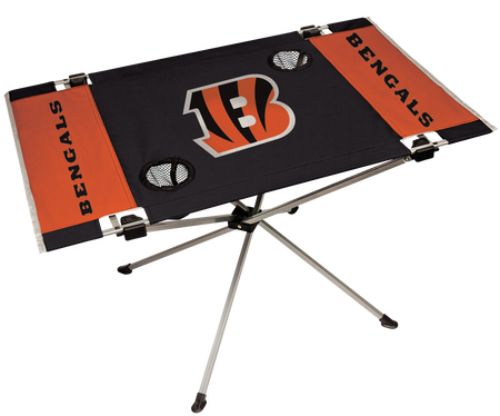 NFL Cincinnati Bengals Endzone Table