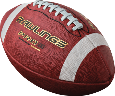 PRO5 Official Leather Football