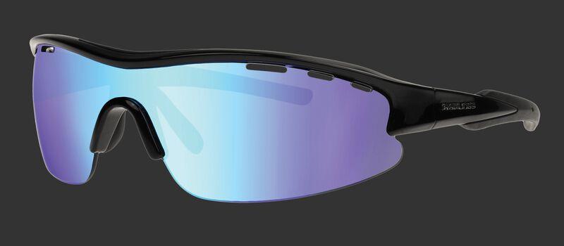 Rawlings Blue Lens Youth Half Rim Sunglasses SKU #10241768