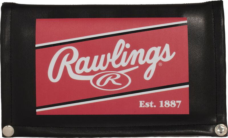 PROPT Black Pro Pine Tar Applicator with the Rawlings red patch SKU #PROPT