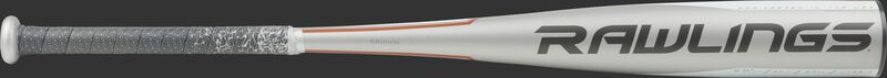 UTZ510 USSSA 5150 youth bat with a grey barrel and dark grey logo