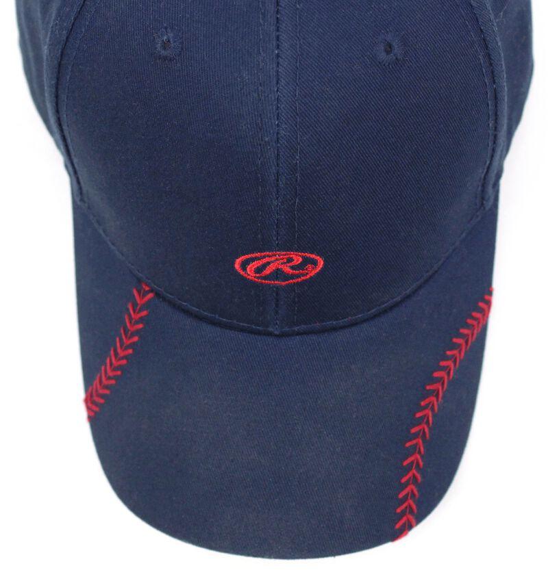 Women's Change Up Navy Baseball Stitch Hat