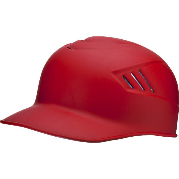Adult Coolflo Base Coach Helmet Scarlet
