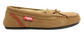Women's Baseball Stitch Moccasin Slides image number null
