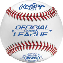 NFHS Practice Baseballs
