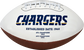 NFL San Diego Chargers Football image number null