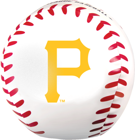 MLB Pittsburgh Pirates Big Boy 8 in Softee Baseball