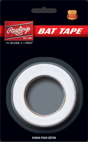 Rawlings White Bat Tap SKU #P-BT