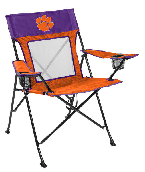NCAA Clemson Tigers Game Changer Chair
