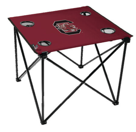 NCAA South Carolina Gamecocks Deluxe Tailgate Table