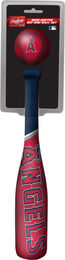 MLB Los Angeles Angels Slugger Softee Mini Bat and Ball Set