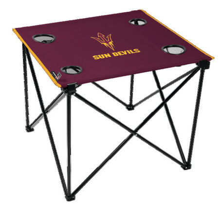 NCAA Arizona State Sun Devils Deluxe Tailgate Table