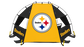 A Pittsburgh Steelers sideline sun shelter image number null