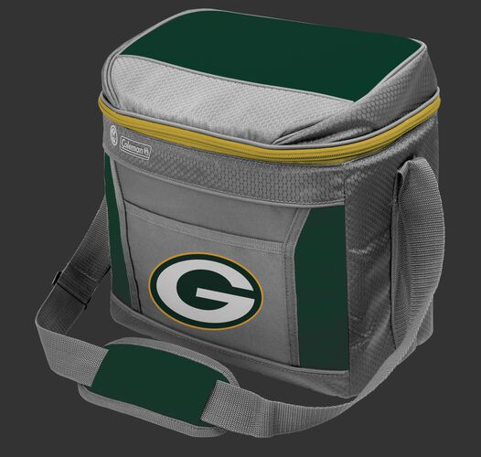 Rawlings Green Bay Packers 16 Can Cooler In Team Colors With Team Logo On Front SKU #03291068111