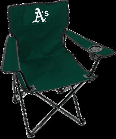MLB Oakland Athletics Gameday Elite Quad Chair