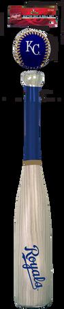 MLB Kansas City Royals Bat and Ball Set