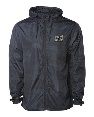 Rawlings Lightweight Windbreaker Jacket | Adult