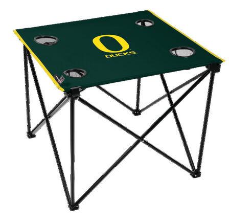 NCAA Oregon Ducks Deluxe Tailgate Table