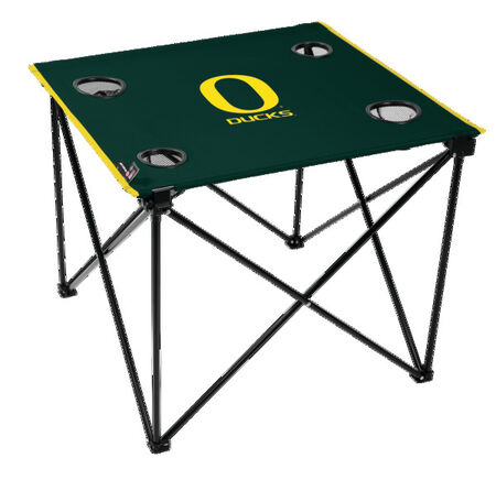NCAA Oregon Ducks Deluxe Tailgate Table
