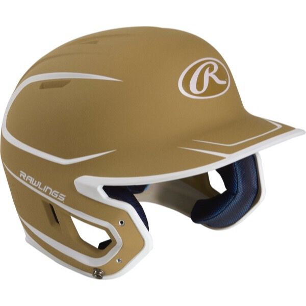 Mach Junior Two-Tone Matte Helmet Vegas Gold