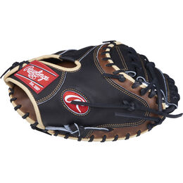 Heart of the Hide 33 in Catchers Mitt