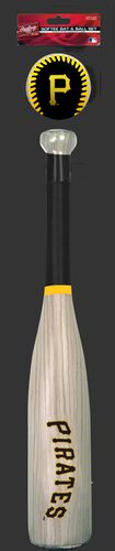 MLB Pittsburgh Pirates Bat and Ball Set