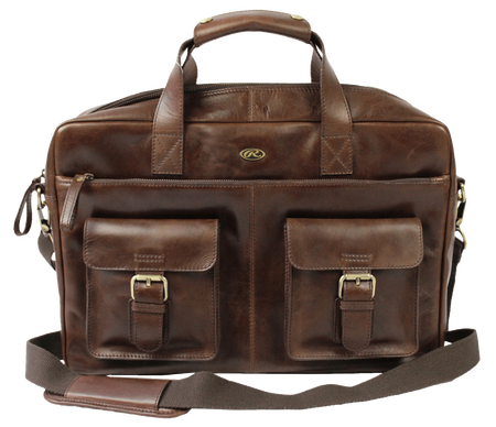 Rugged Messenger Bag