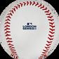 London Series stamp on an Official MLB baseball - SKU: EA-ROMLBLS20-R image number null