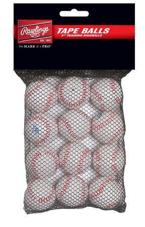 5 in Tape Training Balls