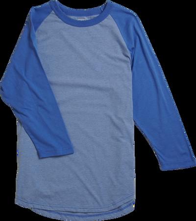 Royal ACAMKS9 Adult heater 3/4 length sleeve shirt