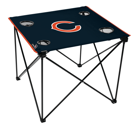 53bf7d57e5a NFL Chicago Bears Deluxe Tailgate Table