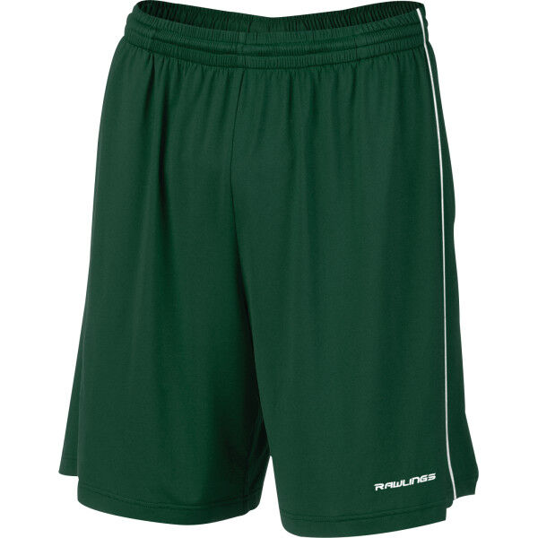 Youth Relaxed Fit Shorts Dark Green