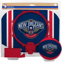 NBA New Orleans Pelicans Hoop Set