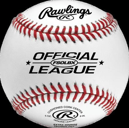 FSOLBX Flat seam blemished baseball