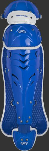 Royal SBLGVI Velo intermediate softball leg guards