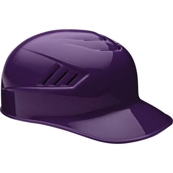 Coolflo Adult Base Coach Helmet Purple