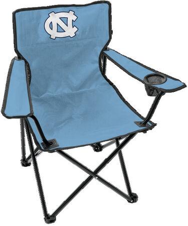 Front of Rawlings Carolina Blue NCAA North Carolina Tar Heels Gameday Elite Chair With Team Logo SKU #00563092111