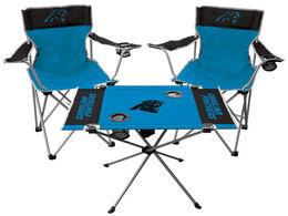 NFL Carolina Panthers 3-Piece Tailgate Kit