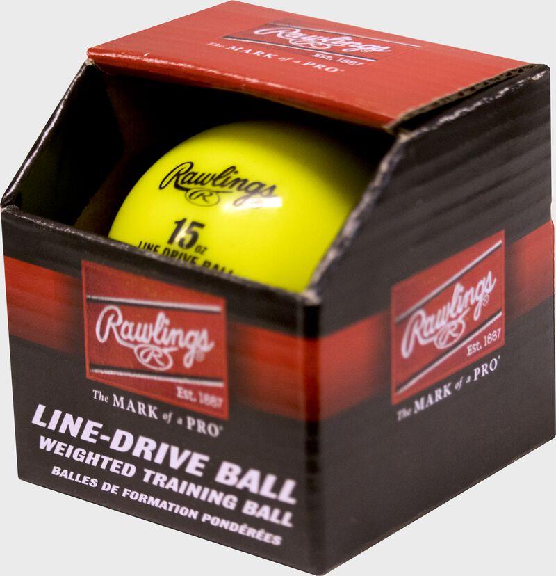 Line-Drive Training Ball