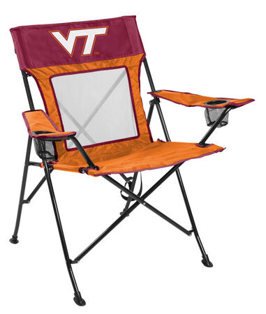NCAA Virginia Tech Hokies Game Changer Chair