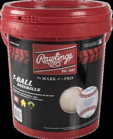 Bucket of 12 T-Balls