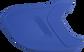 Mach EXT Batting Helmet Extension For Right-Handed Batter Royal